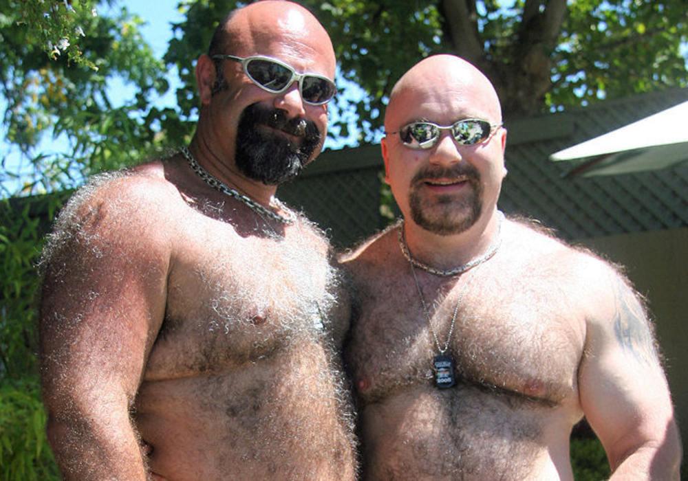 Chubby gay bears cumming