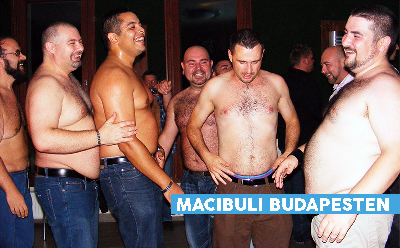 Budapest Bear Party
